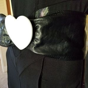 Accessories - Big Heart Belt